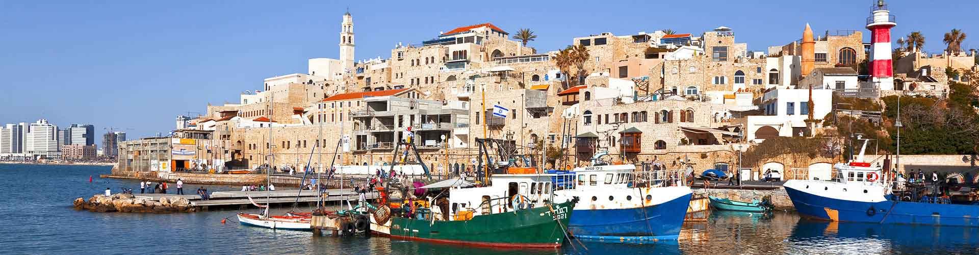 Tel Aviv – Hostellit kohteessa Tel Aviv. Tel Aviv -karttoja, valokuvia ja arvosteluja kaikista Tel Aviv -hostelleista.