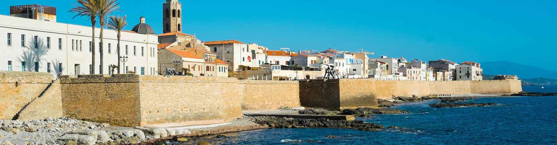 Alghero – Hostellit kohteessa Alghero. Alghero -karttoja, valokuvia ja arvosteluja kaikista Alghero -hostelleista.