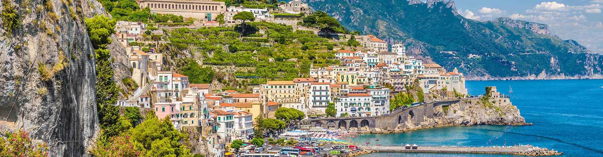 Amalfi – Hostellit kohteessa Amalfi. Amalfi -karttoja, valokuvia ja arvosteluja kaikista Amalfi -hostelleista.