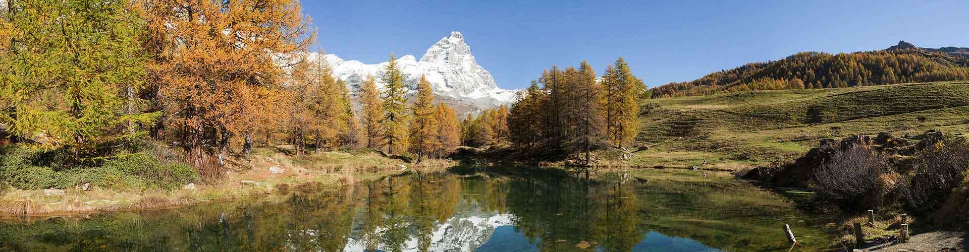 Aosta – Hostellit kohteessa Aosta. Aosta -karttoja, valokuvia ja arvosteluja kaikista Aosta -hostelleista.