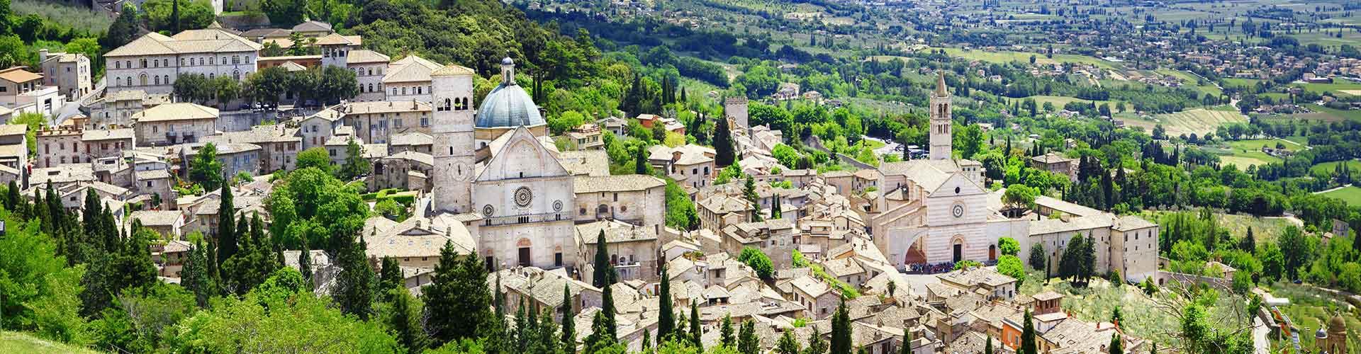 Assisi – Hostellit kohteessa Assisi. Assisi -karttoja, valokuvia ja arvosteluja kaikista Assisi -hostelleista.