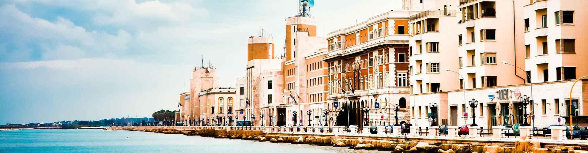 Bari – Hostellit kohteessa Bari. Bari -karttoja, valokuvia ja arvosteluja kaikista Bari -hostelleista.