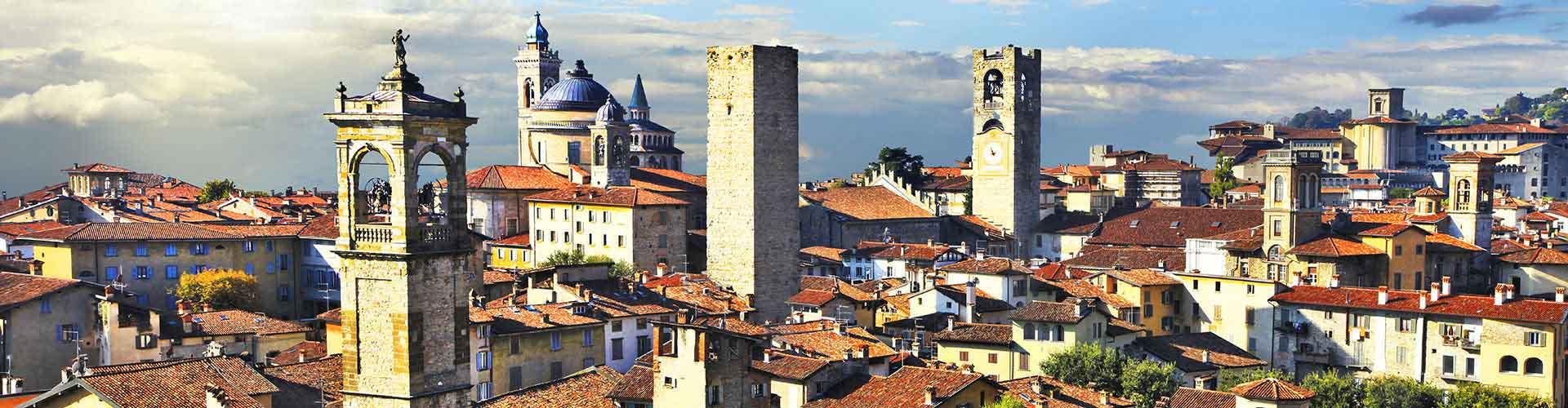 Bergamo – Hostellit kohteessa Bergamo. Bergamo -karttoja, valokuvia ja arvosteluja kaikista Bergamo -hostelleista.