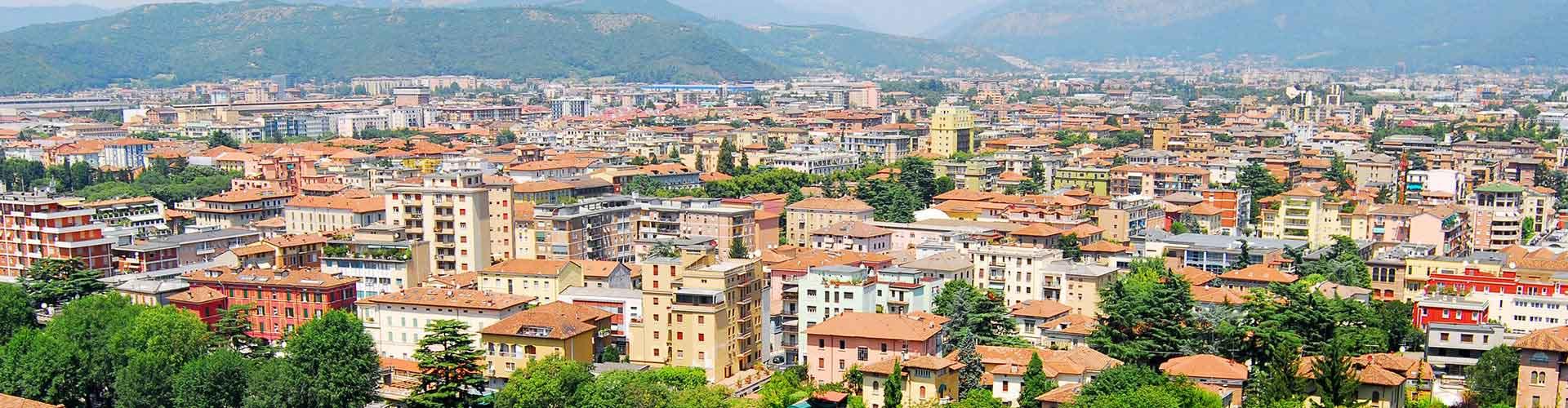 Brescia – Hostellit kohteessa Brescia. Brescia -karttoja, valokuvia ja arvosteluja kaikista Brescia -hostelleista.
