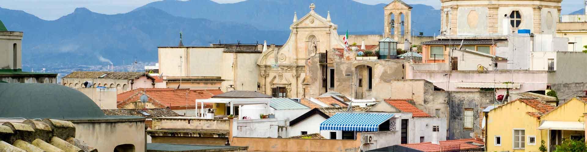 Cagliari – Hostellit kohteessa Cagliari. Cagliari -karttoja, valokuvia ja arvosteluja kaikista Cagliari -hostelleista.