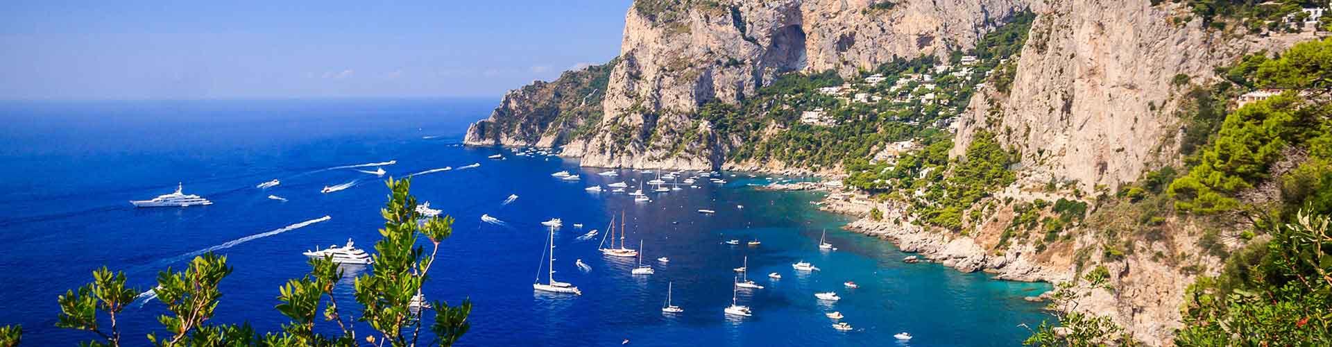 Capri Island – Hostellit kohteessa Capri Island. Capri Island -karttoja, valokuvia ja arvosteluja kaikista Capri Island -hostelleista.