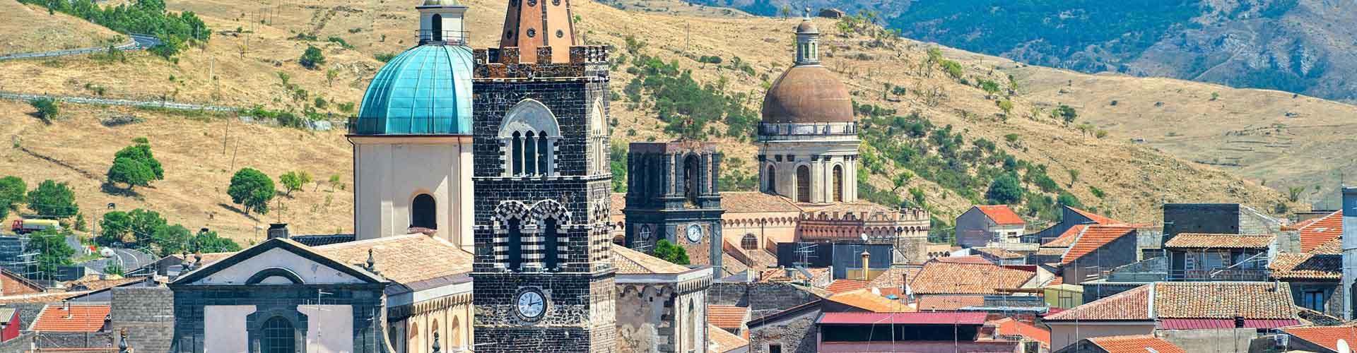 Catania – Hostellit kohteessa Catania. Catania -karttoja, valokuvia ja arvosteluja kaikista Catania -hostelleista.