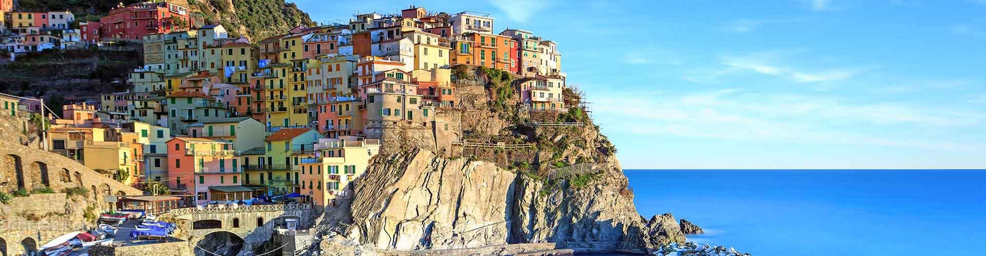 Cinque Terre – Hostellit kohteessa Cinque Terre. Cinque Terre -karttoja, valokuvia ja arvosteluja kaikista Cinque Terre -hostelleista.