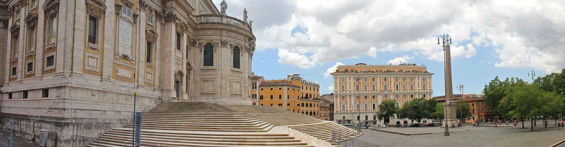 Rooma – Huoneet kaupungiosassa Esquilino. Rooma -karttoja, valokuvia ja arvosteluja kaikista Rooma -huoneista.