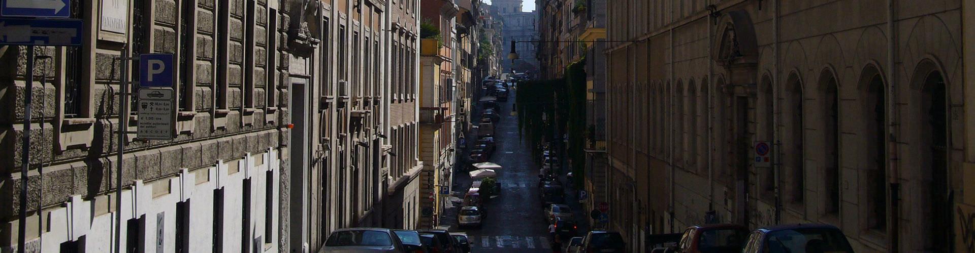 Rooma – Hostellit kaupungiosassa Monti. Rooma -karttoja, valokuvia ja arvosteluja kaikista Rooma -hostelleista.