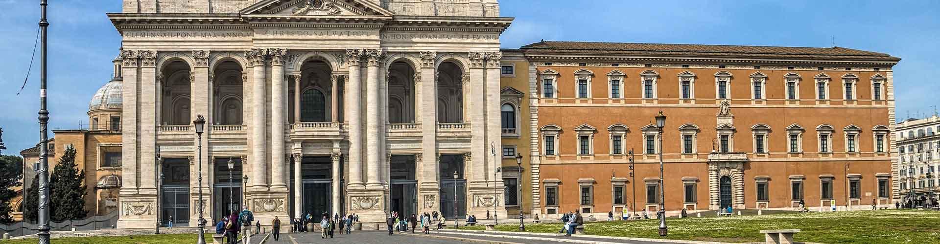 Rooma – Hostellit kaupungiosassa San Giovanni. Rooma -karttoja, valokuvia ja arvosteluja kaikista Rooma -hostelleista.