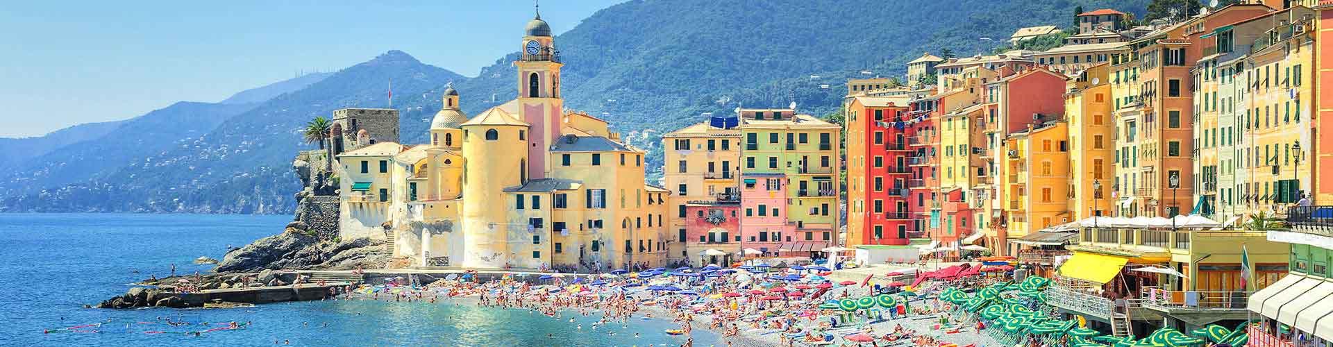 Genova – Hostellit kaupungiosassa Maddalena. Genova -karttoja, valokuvia ja arvosteluja kaikista Genova -hostelleista.
