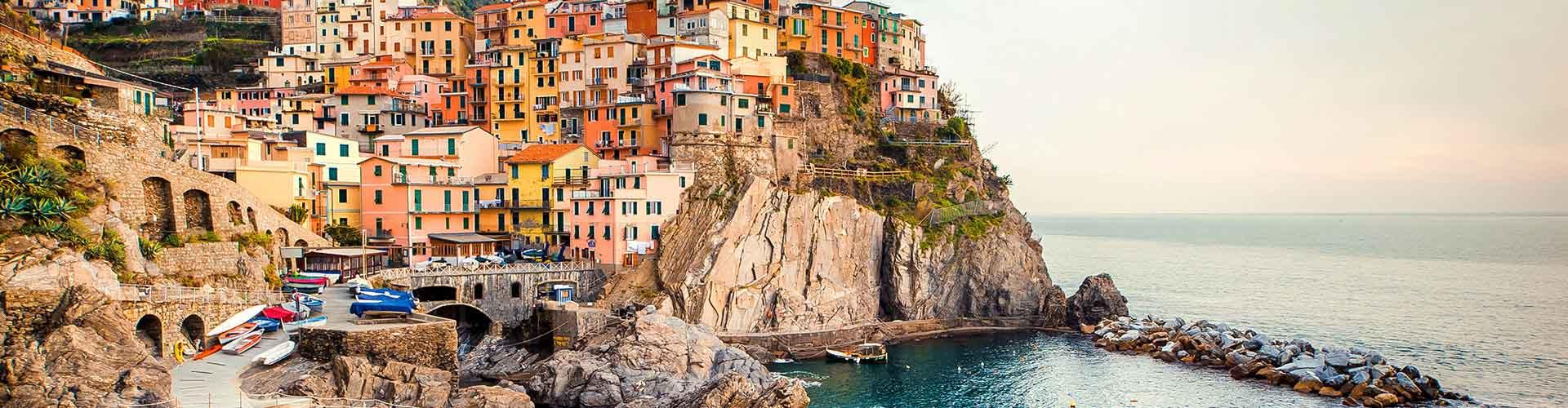 La Spezia – Hostellit kohteessa La Spezia. La Spezia -karttoja, valokuvia ja arvosteluja kaikista La Spezia -hostelleista.