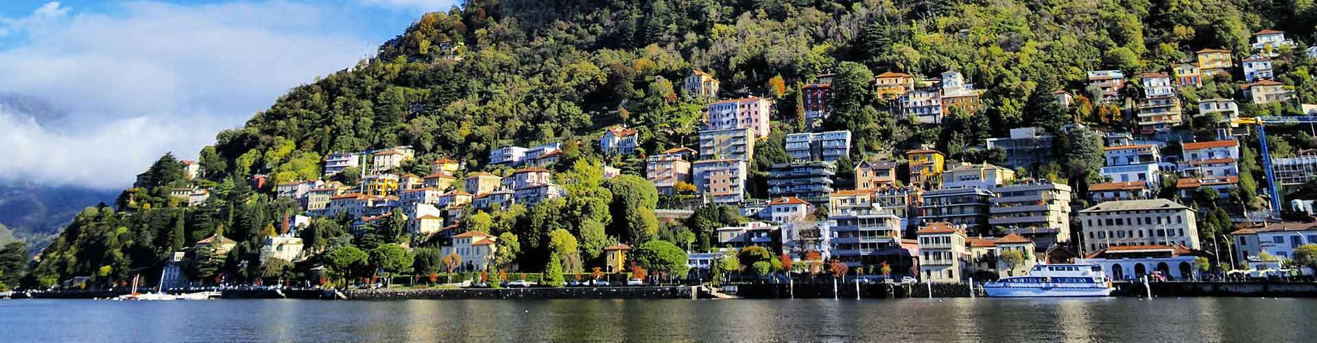 Lake Como – Student accommodations, hostels and coworking spaces in Lake Como (Italia). Maps of Lake Como, photos and reviews for each place in Lake Como.