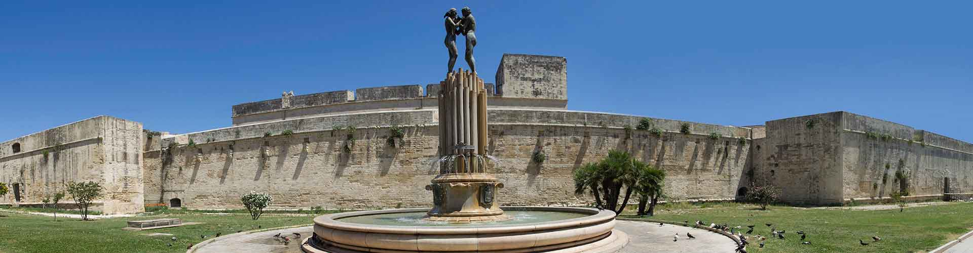 Lecce – Bed and breakfast in Lecce (Italia). Maps of Lecce, photos and reviews for each Bed and breakfast in Lecce.