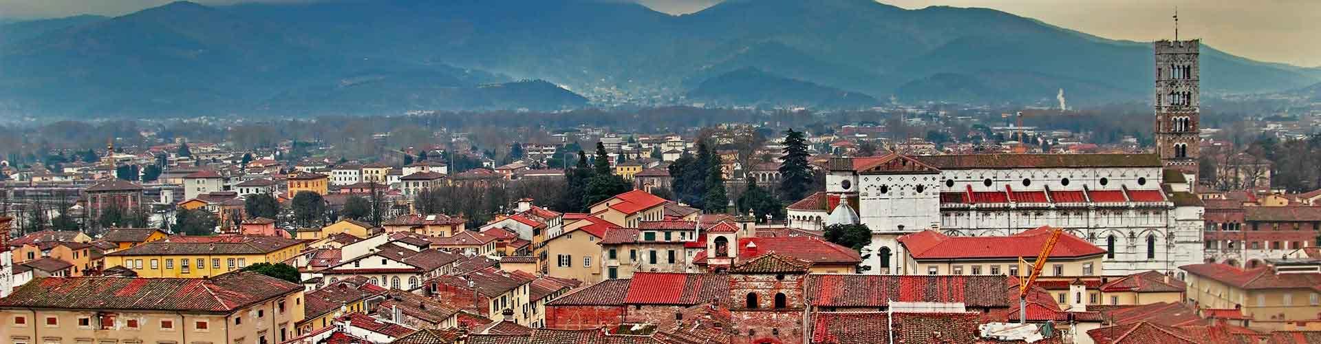 Lucca – Hostellit kohteessa Lucca. Lucca -karttoja, valokuvia ja arvosteluja kaikista Lucca -hostelleista.