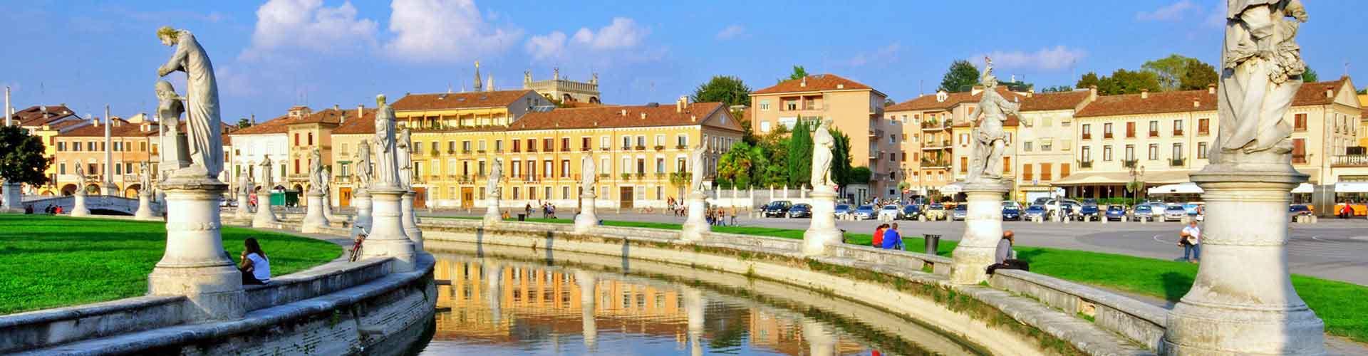 Padova – Hostellit kohteessa Padova. Padova -karttoja, valokuvia ja arvosteluja kaikista Padova -hostelleista.