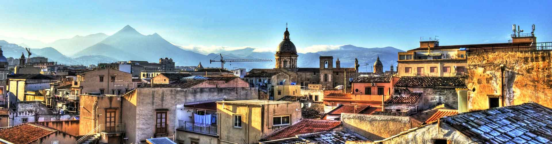 Palermo – Huoneet kaupungiosassa Mandamento Tuomioistuimet. Palermo -karttoja, valokuvia ja arvosteluja kaikista Palermo -huoneista.