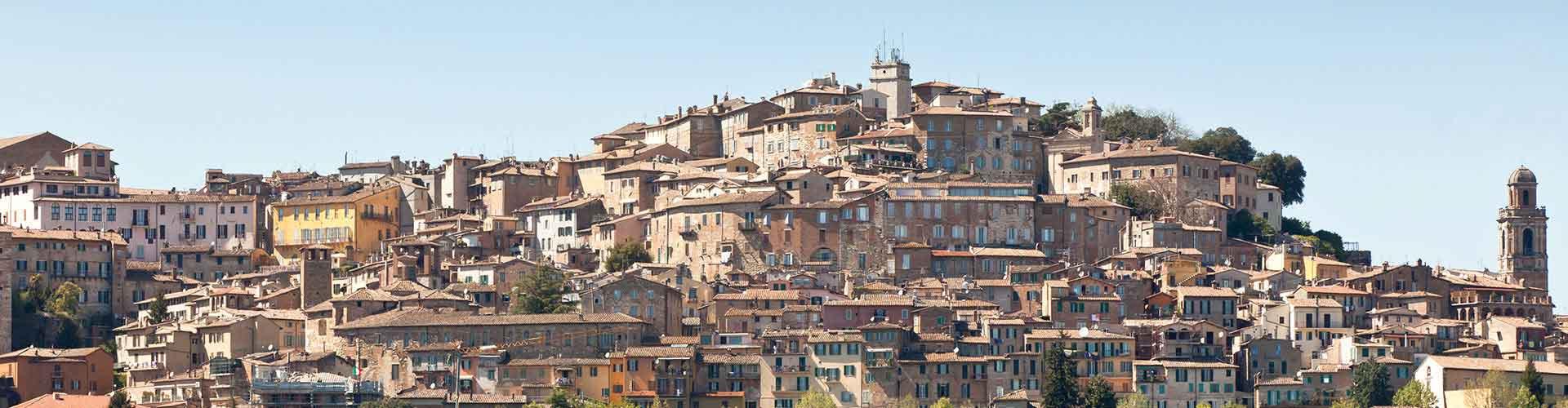 Perugia – Hostellit kohteessa Perugia. Perugia -karttoja, valokuvia ja arvosteluja kaikista Perugia -hostelleista.