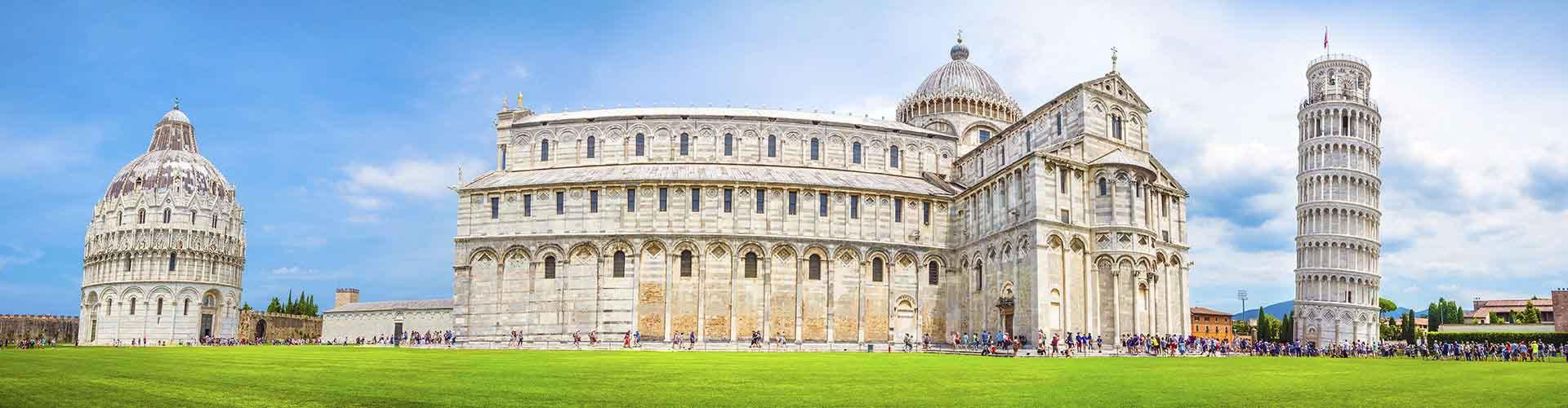 Pisa – Hostellit kohteessa Pisa. Pisa -karttoja, valokuvia ja arvosteluja kaikista Pisa -hostelleista.