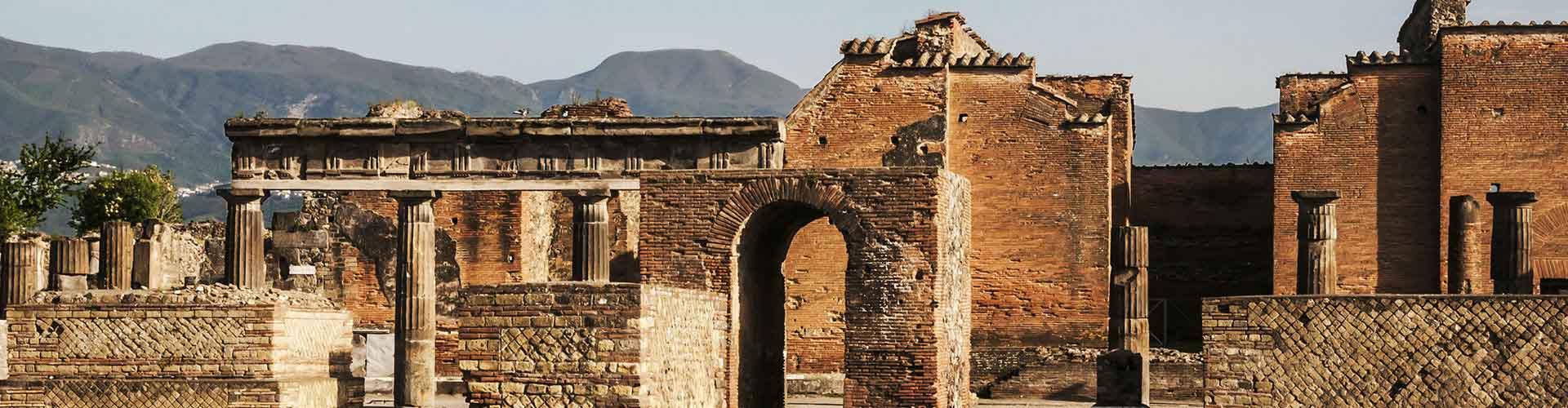 Pompei – Hostellit kohteessa Pompei. Pompei -karttoja, valokuvia ja arvosteluja kaikista Pompei -hostelleista.