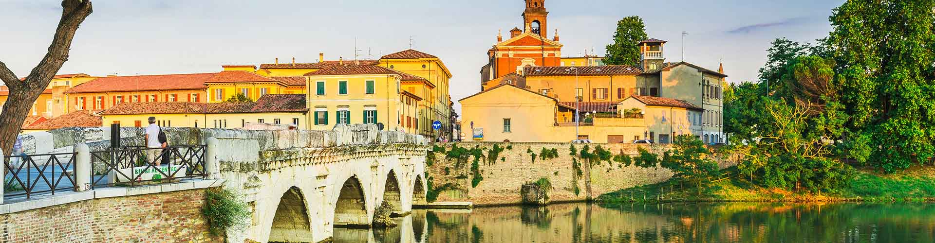 Rimini – Hostellit kohteessa Rimini. Rimini -karttoja, valokuvia ja arvosteluja kaikista Rimini -hostelleista.