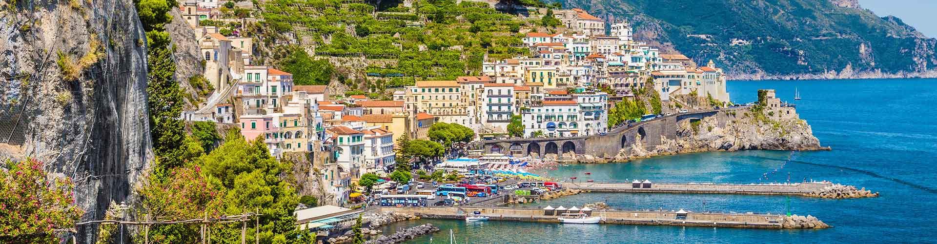Salerno – Hostellit kohteessa Salerno. Salerno -karttoja, valokuvia ja arvosteluja kaikista Salerno -hostelleista.