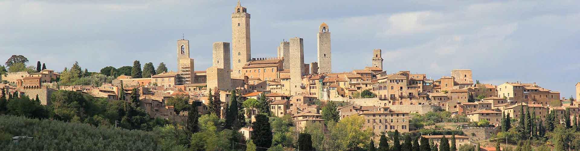 San Gimignano – Hostellit kohteessa San Gimignano. San Gimignano -karttoja, valokuvia ja arvosteluja kaikista San Gimignano -hostelleista.