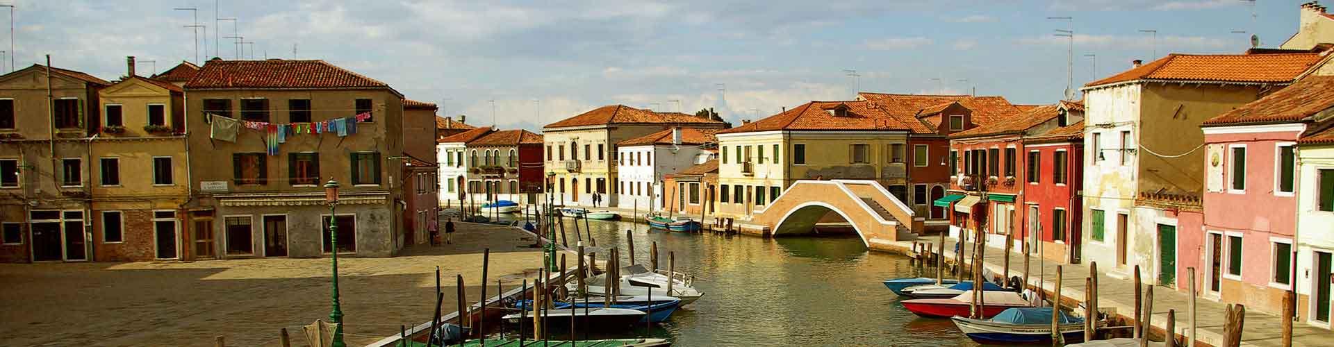 Venice Mestre – Hostellit kaupungiosassa Quartiere Mestre Centro. Venice Mestre -karttoja, valokuvia ja arvosteluja kaikista Venice Mestre -hostelleista.