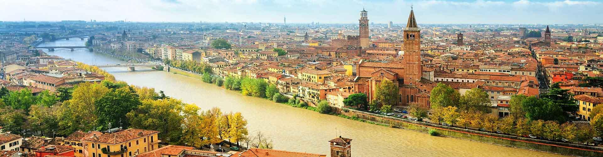 Verona – Hostellit kohteessa Verona. Verona -karttoja, valokuvia ja arvosteluja kaikista Verona -hostelleista.