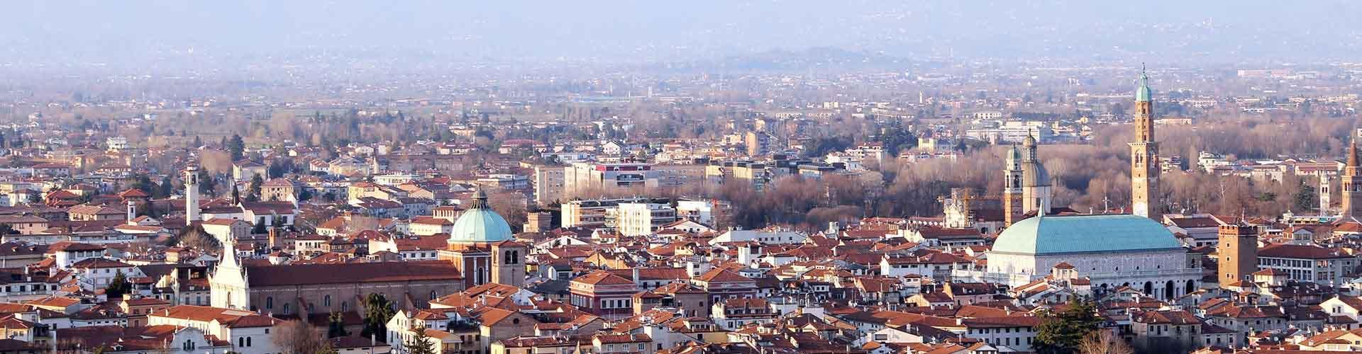 Vicenza – Hostellit kohteessa Vicenza. Vicenza -karttoja, valokuvia ja arvosteluja kaikista Vicenza -hostelleista.