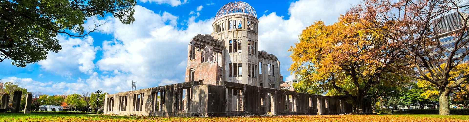 Hiroshima – Hostellit kohteessa Hiroshima. Hiroshima -karttoja, valokuvia ja arvosteluja kaikista Hiroshima -hostelleista.