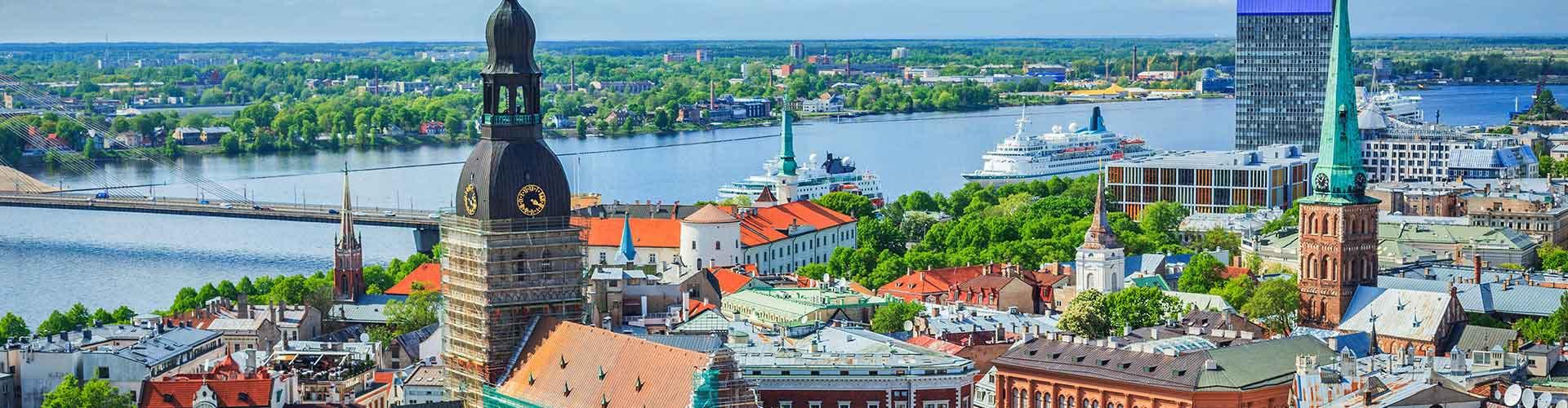 Riika – Hostellit kohteessa Riika. Riika -karttoja, valokuvia ja arvosteluja kaikista Riika -hostelleista.