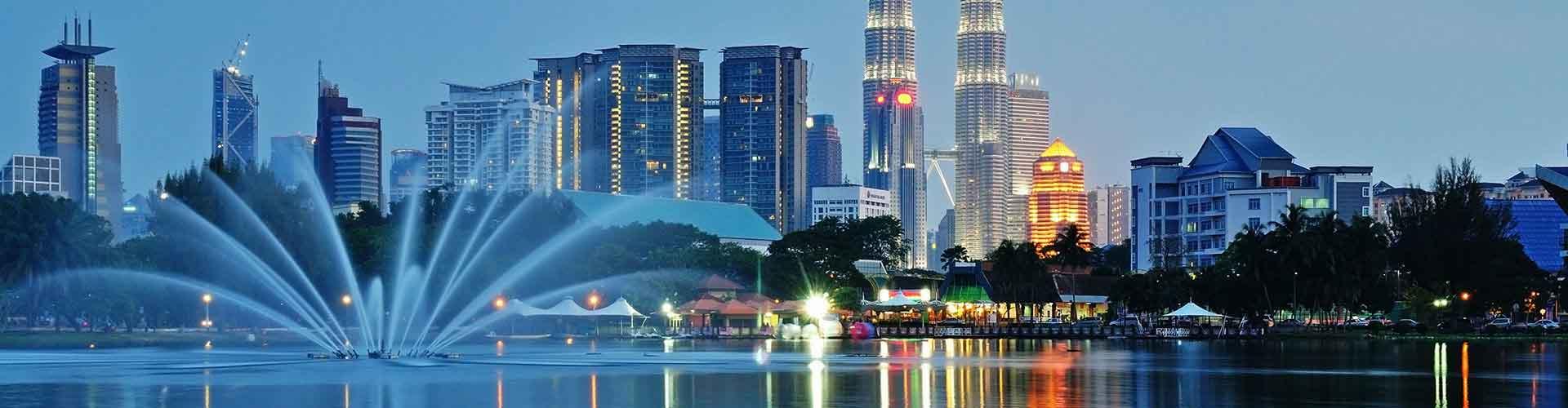 Kuala Lumpur – Hostellit kohteessa Kuala Lumpur. Kuala Lumpur -karttoja, valokuvia ja arvosteluja kaikista Kuala Lumpur -hostelleista.