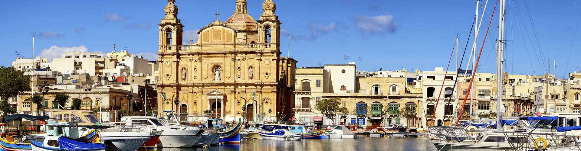Valletta – Student accommodations, hostels and coworking spaces in Valletta (Malta). Maps of Valletta, photos and reviews for each place in Valletta.