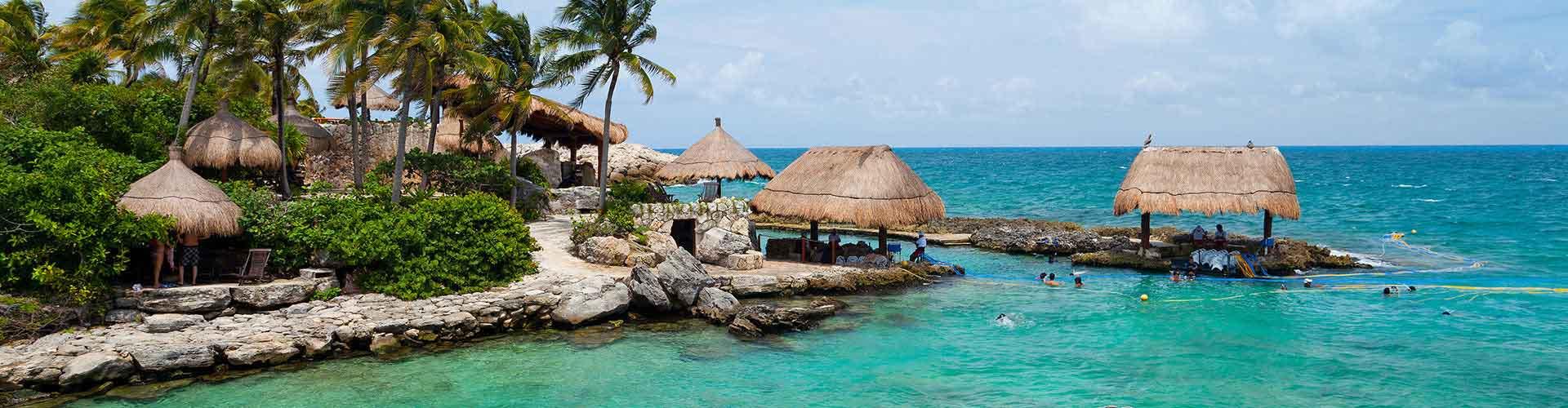 Cancún – Hostellit kohteessa Cancún. Cancún -karttoja, valokuvia ja arvosteluja kaikista Cancún -hostelleista.