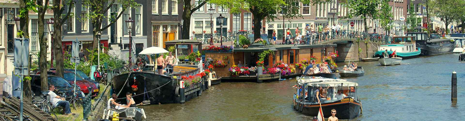 Amsterdam – Hostellit kaupungiosassa Amsterdam Centrum. Amsterdam -karttoja, valokuvia ja arvosteluja kaikista Amsterdam -hostelleista.