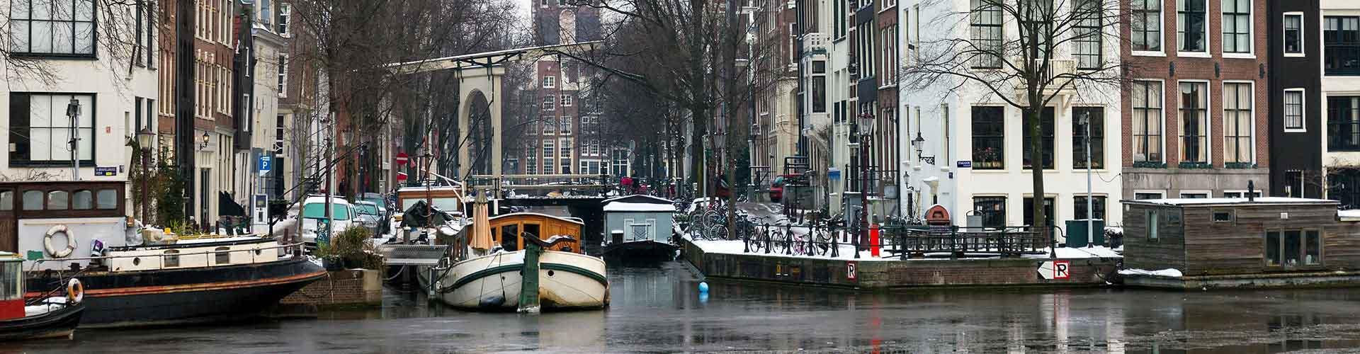 Amsterdam – Hostellit kaupungiosassa Amsterdam Oud Zuid. Amsterdam -karttoja, valokuvia ja arvosteluja kaikista Amsterdam -hostelleista.