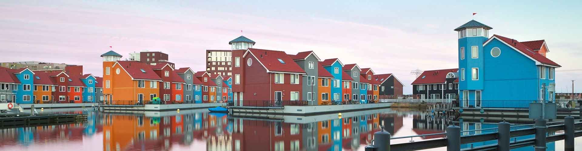 Groningen – Hostellit kohteessa Groningen. Groningen -karttoja, valokuvia ja arvosteluja kaikista Groningen -hostelleista.