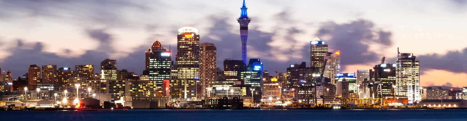 Auckland – Hostellit kohteessa Auckland. Auckland -karttoja, valokuvia ja arvosteluja kaikista Auckland -hostelleista.