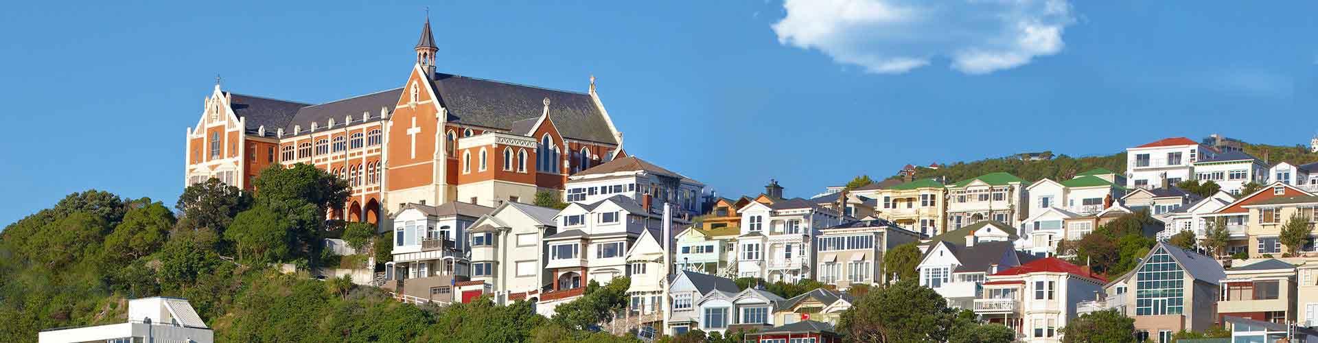 Wellington – Hostellit kohteessa Wellington. Wellington -karttoja, valokuvia ja arvosteluja kaikista Wellington -hostelleista.