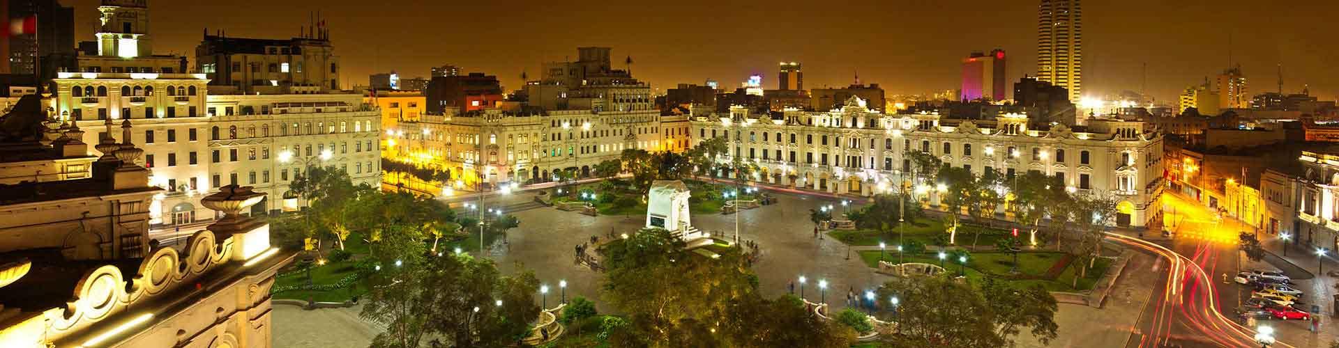 Lima – Hostellit kohteessa Lima. Lima -karttoja, valokuvia ja arvosteluja kaikista Lima -hostelleista.