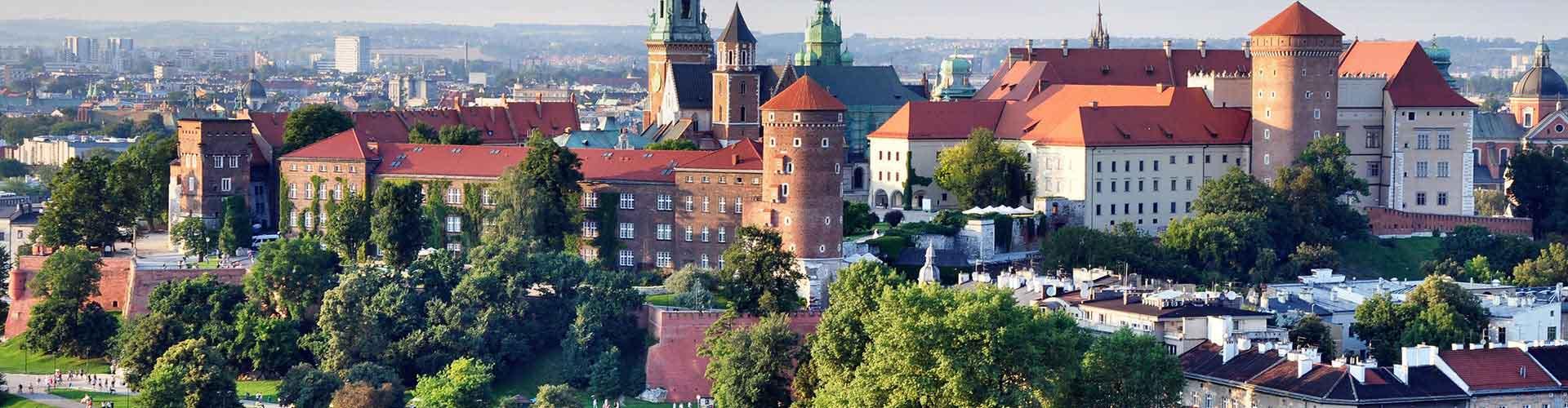 Krakova – Hostellit kohteessa Krakova. Krakova -karttoja, valokuvia ja arvosteluja kaikista Krakova -hostelleista.