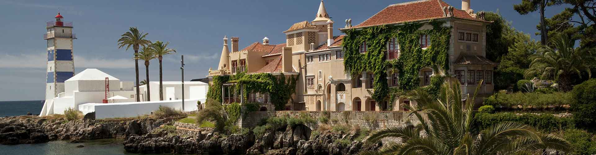 Cascais – Student accommodations, hostels and coworking spaces in Cascais (Portugali). Maps of Cascais, photos and reviews for each place in Cascais.