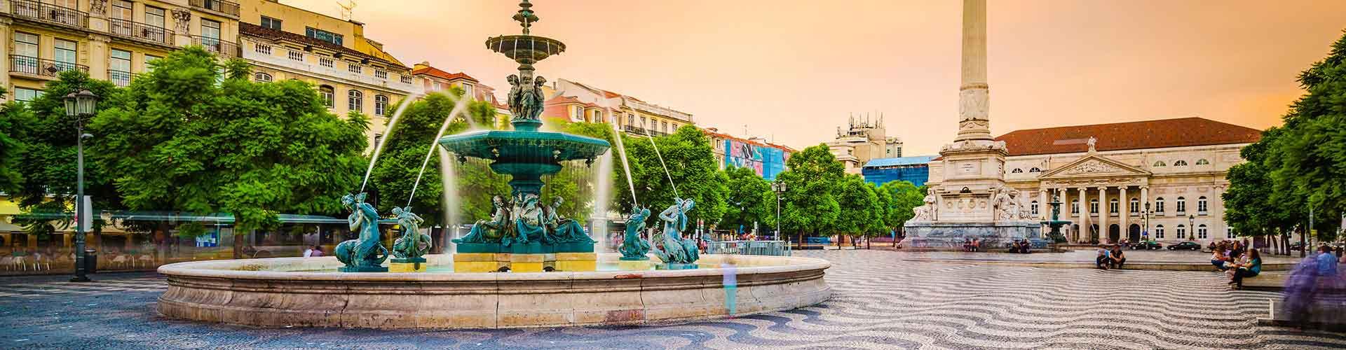 Lissabon – Hostellit kaupungiosassa Baixa. Lissabon -karttoja, valokuvia ja arvosteluja kaikista Lissabon -hostelleista.