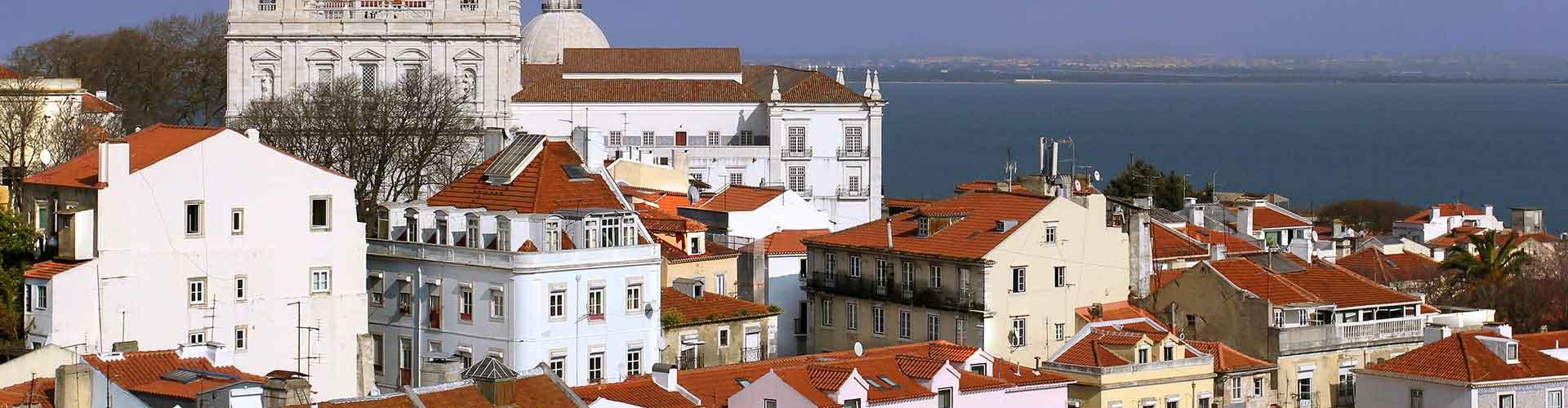 Lissabon – Huoneet kaupungiosassa Keskus. Lissabon -karttoja, valokuvia ja arvosteluja kaikista Lissabon -huoneista.