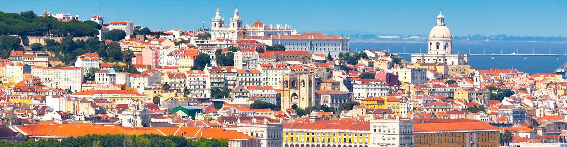 Lissabon – Hostellit kaupungiosassa Anjos. Lissabon -karttoja, valokuvia ja arvosteluja kaikista Lissabon -hostelleista.