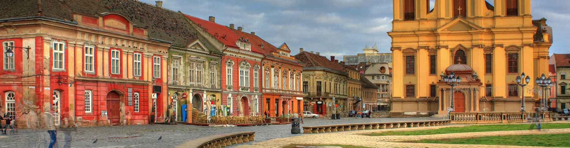 Timisoara – Hostellit kohteessa Timisoara. Timisoara -karttoja, valokuvia ja arvosteluja kaikista Timisoara -hostelleista.