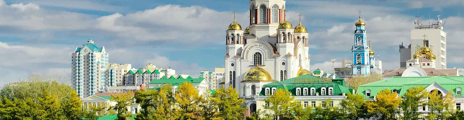 Jekaterinburg – Student accommodation, hostels and coworking spaces in Jekaterinburg (Venäjä). Maps of Jekaterinburg, photos and reviews for each place in Jekaterinburg.