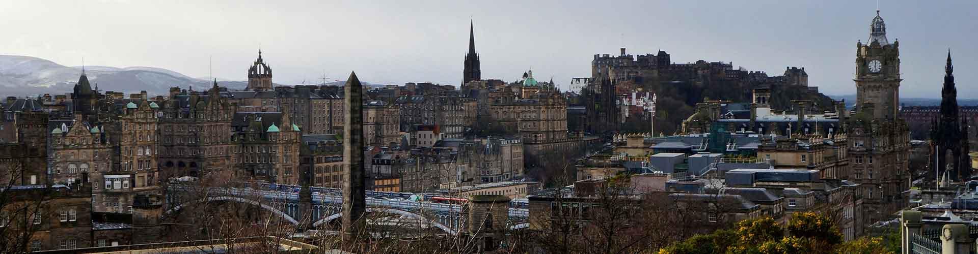 Edinburgh – Hostellit kaupungiosassa Dean. Edinburgh -karttoja, valokuvia ja arvosteluja kaikista Edinburgh -hostelleista.
